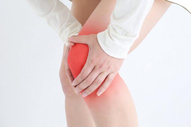 大阪,膝の痛み,腫れ,熱感