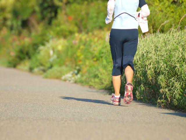 膝の痛み,走る